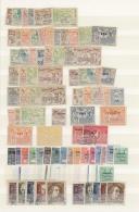 Sowjetische Zone: 1945/1949, SBZ/Lokalausgaben, Saubere, Meist Postfrische Zusammenstellung, Dabei Komplette Serien, 4er