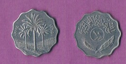 Iraq 10 Fils -1975 - Iraq