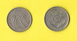 Iraq 25 Fils -1970 - Iraq