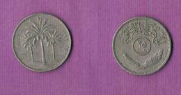 Iraq 25 Fils -1972 - Iraq