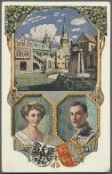 Deutsches Reich - Ganzsachen: 1902/1921, 98 Ganzsachen Mit Wertstempeln Germania In Großer Variantenvielfalt. Enth