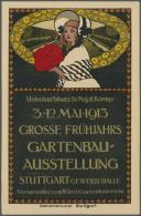 Deutsches Reich - Ganzsachen: 1902/1922, Posten Von 450 Privat-Postkarten Aus PP 27 C 168 Bis PP 48, Ungebraucht Und/ode