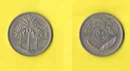 Iraq 50 Fils -1969 - Iraq