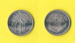 Iraq 50 Fils -1972 - Iraq