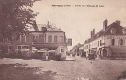 Montargis : Entrée Du Faubourg De Lyon - Montargis
