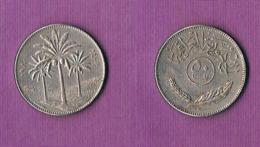 Iraq 50 Fils -1980 - Iraq