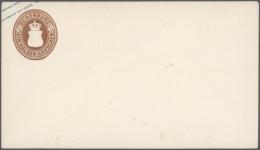 Oldenburg - Ganzsachen: 1861/1864, Kleine Sammlung Mit 19 Ungebrauchten Umschlägen (ohne NDP-Umschläge Mit Ent