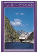 Norge (Norway) - Hurtigruten - Trollfjorden - Unused - Norwegen