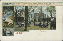 Deutsches Reich - Ganzsachen: 1900/1915, Posten Von 345 Privat-Postkarten Aus PP 11 Bis PP 23, Ungebraucht Und/oder Gebr