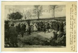 WWI Une Messe Dans La Tranchée GRANDE GUERRE 1915 - Guerre 1914-18