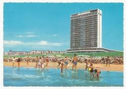 Zandvoort Aan Zee - Strand Met Bouwes-Palace - Gebruikt 1970 - Zandvoort