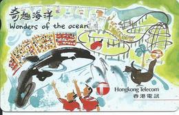 Dessin D'enfant Carte Magnétique Hongkong Card  Karte (S. 09) - Jeux