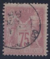 France - Type Sage N°81 - Signé Calves - Cote 150€ (F111)