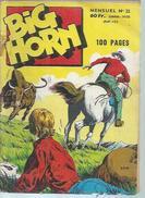 BIG HORN   N° 22  -  SER  1959 - Petit Format