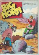 BIG HORN   N° 24  -  SER  1959 - Petit Format