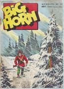 BIG HORN   N° 25  -  SER  1959 - Kleine Formaat