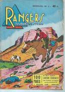 RANGERS   N° 2  -  SER  1958 - Piccoli Formati