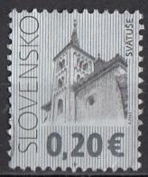 562 Slovacchia 2009  Church Cattedrale Di Svatuse  Used Slovensko - Slovacchia