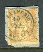 Rare N° 86 - Cachet à Date D'Alexandrie ( Egypte )