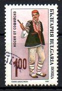 BULGARIE. N°3550 Oblitéré De 1993. Costume Folklorique.