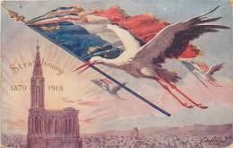 France - 67 - Guerre 1918 - Strasbourg - 1870/1918 - Strasbourg
