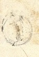 LOT ET GARONNE 47 AGEN LAC TAD 15 Du 13/02/1853 Taxe 25 DT  Boite Rurale F  = Laplume TB - Postmark Collection (Covers)