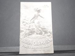 FRANCE - Bulletin Mensuel De La Maison Champion En 1934 - L 7973 - Catalogues De Maisons De Vente