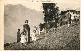 Les Alpes De Savoie - Paturage De Tarantaise  (000317) - Frankreich