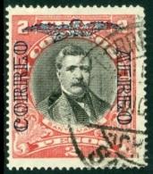 CHILE 1928-32 AIR MAIL OVERPRINTS, 2p SANTA MARIA, USED
