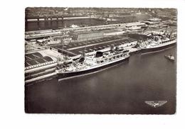 Cpm - 76 - LE HAVRE - Bateau FLANDRE / AMERICA Gare Maritime - Le Havre