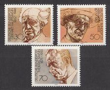 Germany BRD 1978 / MiNr. 959-964 Aus Block 16 ** MNH / Nobelpreisträger Deutschsprachiger Literatur