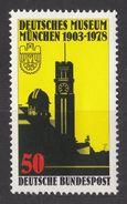 Germany BRD 1978 / MiNr. 963 ** MNH / Deutsches Museum, München