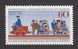 Germany BRD 1979 / MiNr. 1014 ** MNH / Internationale Verkehrsausstellung IVA