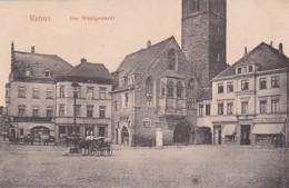 2791111Erfurt, Der Wenigemarkt (Sehr Kleine Falten Im Ecken) - Erfurt