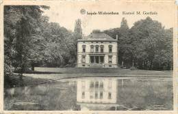 Meise - Impde-Wolvertem - Kasteel M. Goethals - Meise