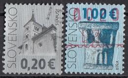 562 Slovacchia 2009  Churches Decorations Cattedrali Decorazioni Used   Used Slovensko - Slovacchia