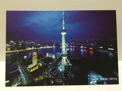 China Shanghai Postcard - Chine