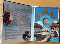 2011 Slovakia Euro Coins IIHF World Championship PROOF - Slovaquie