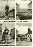 ALLEMAGNE - MAGDEBURG -- Alter Markt -- - Magdeburg