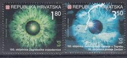 CROATIA 636-637,unused