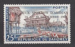 Dahomey (Benin) 1961 - MiNr. 190 ** MNH - Sportspiele Von Abidjan