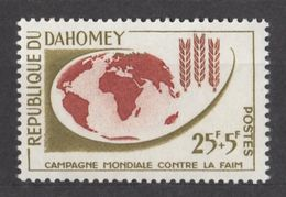 Dahomey (Benin) 1963 - MiNr. 212 ** MNH - Kampf Gegen Den Hunger