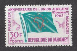 Dahomey (Benin) 1962 - MiNr. 195 ** MNH - Afrikanisch-Madagassische Union