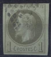 Colonies Générales - Napoléon N°9 Oblitéré - Cote 90€ (C126) - Napoléon III