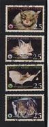Cyprus 2003, Bats, Complete Set, Vfu