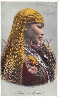 Egypte Egypt - Femme Arabe - 1918 - Other