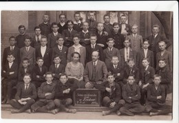 Zvolen  , Mestianka , Skola , 1922/23 , Identifikacia - Slovakia