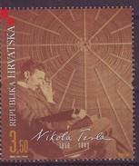 CROATIA 782,unused,Nikola Tesla