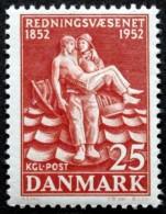 Denmark 1952  Minr.330 MNH (** ) ( Lot  L 714 ) - Ongebruikt