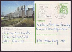 BRD Bildpostkarte - P 134 J 11/173 - Gestempelt - Bergheim (P134j) - [7] Repubblica Federale